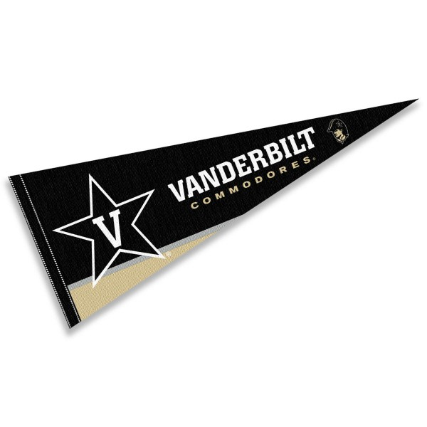 Vanderbilt University Star Pennant