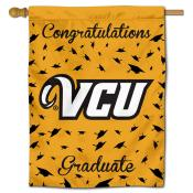 VCU Rams Graduation Banner