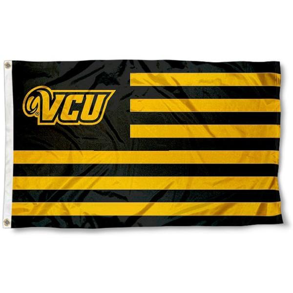 VCU Rams Nation Flag
