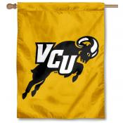 VCU Rams New Ram Logo House Flag