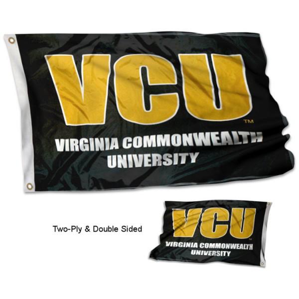 VCU Rams Stadium Flag