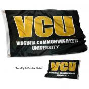 VCU Rams Stadium Flag