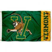 Vermont Catamounts 3x5 Foot Flag
