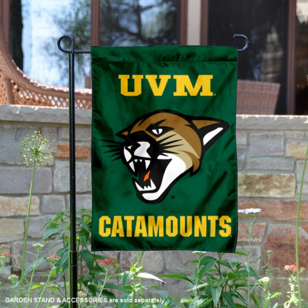 Vermont Catamounts Garden Banner And Yard Flags For