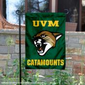 Vermont Catamounts Garden Banner