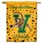 Vermont Catamounts Graduation Banner