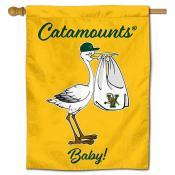 Vermont Catamounts New Baby Banner