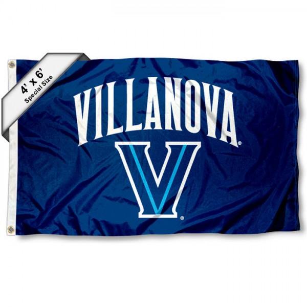 Villanova 4'x6' Flag