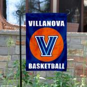 Villanova University Basketball Garden Flag