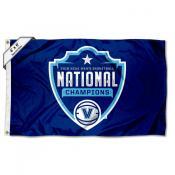 Villanova Wildcats 2018 Basketball National Champions 4'x6' Flag