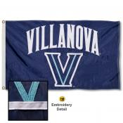 Villanova Wildcats Appliqued Nylon Flag