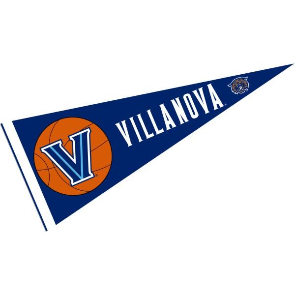 Villanova Wildcats Basketball Pennant