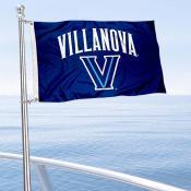 Villanova Wildcats Boat Nautical Flag