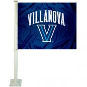 Villanova Wildcats Car Flag