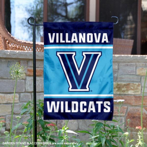 Villanova Wildcats Garden Flag