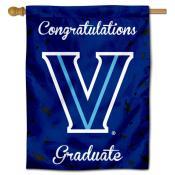 Villanova Wildcats Graduation Banner