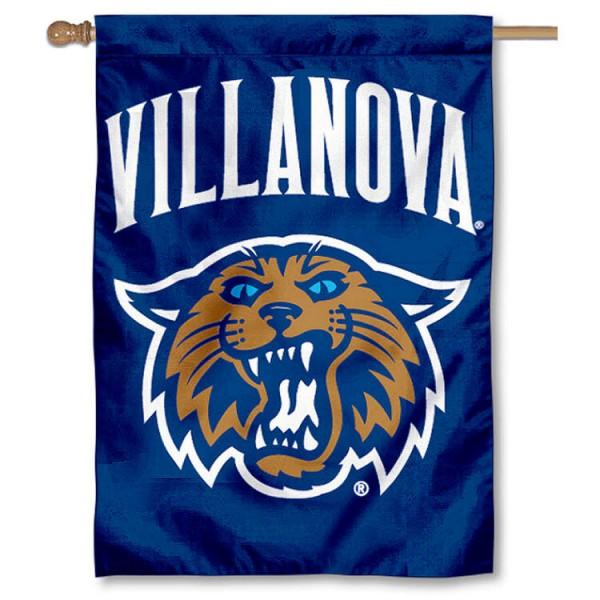 Villanova Wildcats House Flag