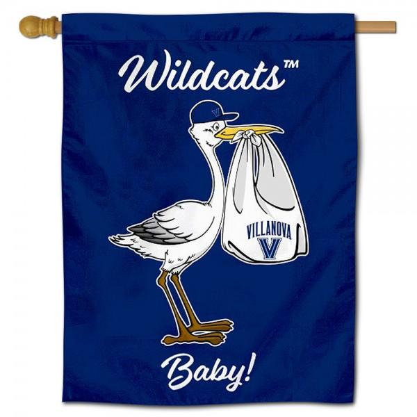 Villanova Wildcats New Baby Banner