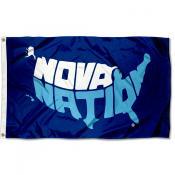 Villanova Wildcats Nova Nation 3x5 Foot Flag