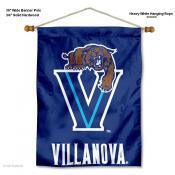 Villanova Wildcats Wall Hanging