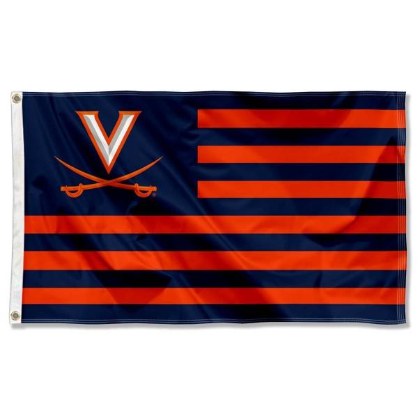 Virginia Cavaliers Nation Flag