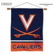 Virginia Cavaliers Wall Hanging