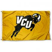 Virginia Commonwealth Rams Flag