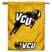 Virginia Commonwealth Rams House Flag