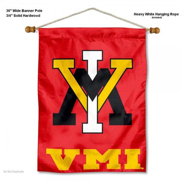 Virginia Military Keydets Wall Hanging