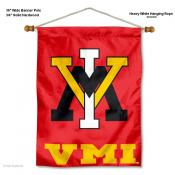 Virginia Military Keydets Wall Hanging