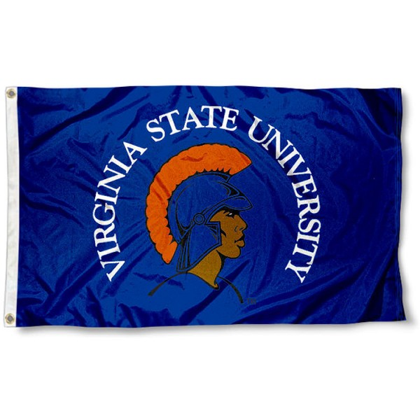 Virginia State University Flag