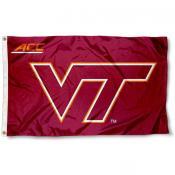 Virginia Tech Hokies ACC Flag