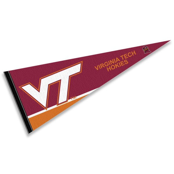 Virginia Tech Hokies Pennant