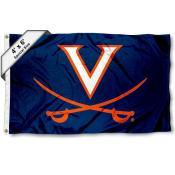 Virginia UVA Cavaliers 4'x6' Flag