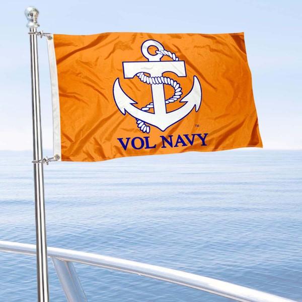 Vol Navy Mini Flag