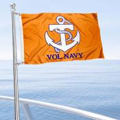 Vol Navy Mini Flag