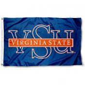 VSU Trojans Flag