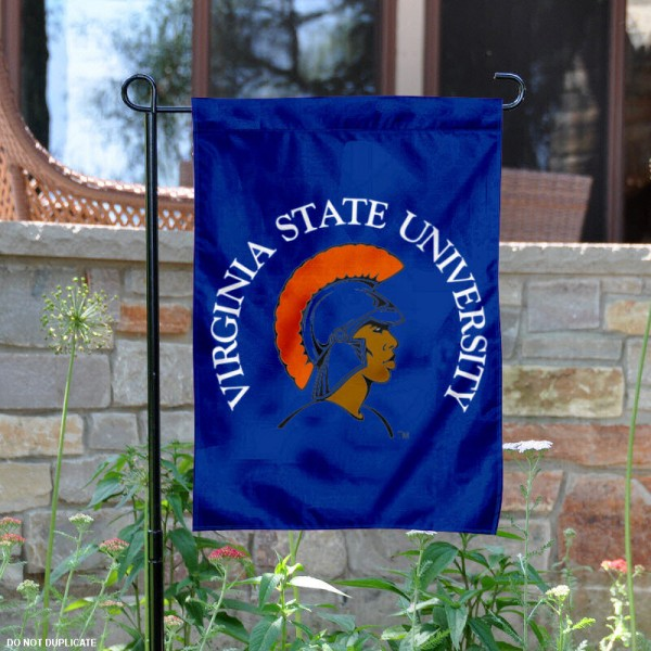VSU Trojans Garden Flag