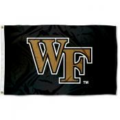 Wake Forest Black Flag