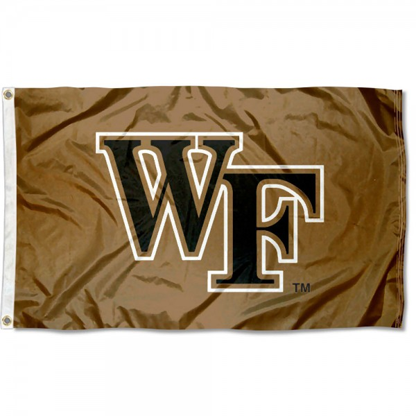 Wake Forest Flag