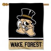Wake Forest House Flag