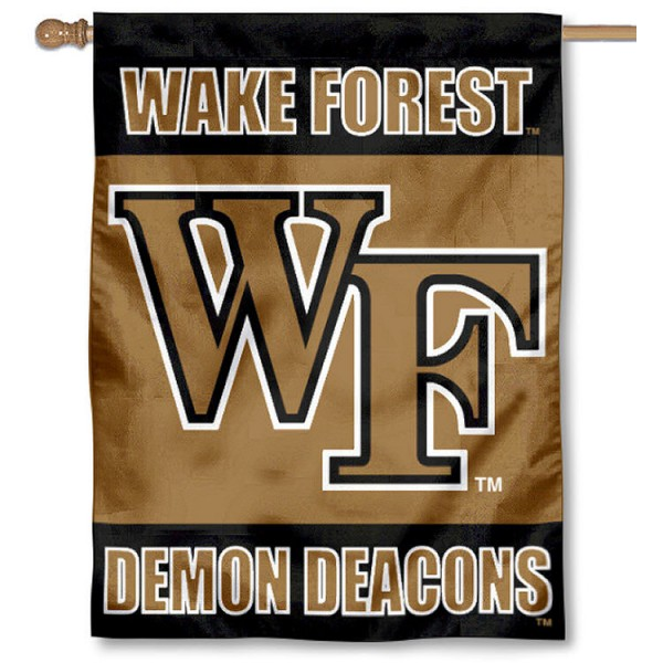 Wake Forest House Flag