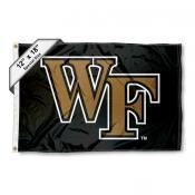 Wake Forest Mini Flag