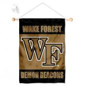 Wake Forest Small Wall and Window Banner