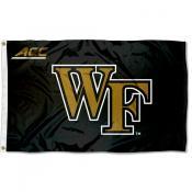 Wake Forest University ACC Flag