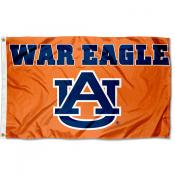 War Eagle Auburn Flag