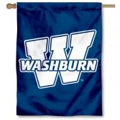 Washburn University House Flag