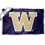 Washington Huskies 4'x6' Flag