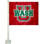 Washington St. Louis Bears Car Flag