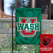 Washington St. Louis Bears Garden Flag